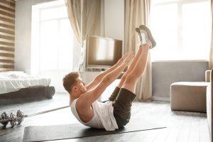 Dicas de como praticar atividade física em casa